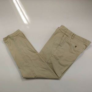 Club Room Men's Casual Pants Beige Chino 34W x 32L